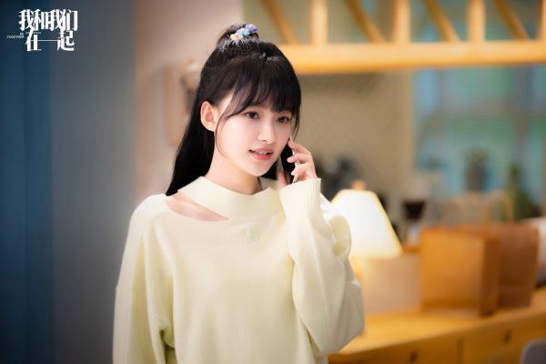 我和我们在一起 - จางปินปิน - Zhang Binbin - Vin Zhang - ซุนอี๋ - Sun Yi - 孙怡