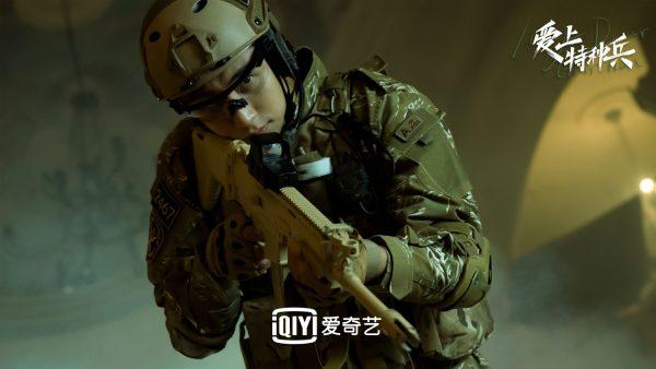 ภารกิจลับ ภารกิจรัก - 爱上特种兵 - 亲爱的戎装 - หวงจิ่งอวี๋- Huang Jingyu - Johnny Huang - 黄景瑜