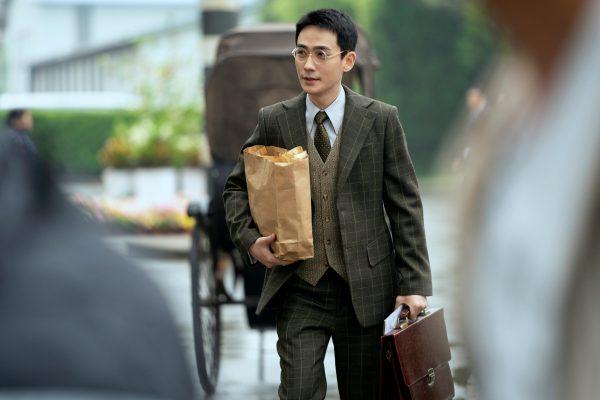ลุคใหม่จูอี้หลง - จูอี้หลง-Zhu Yilong -朱一龙- The Rebel - 叛逆者 - ซีรี่ย์จีนใน iQiyi - iQiyi