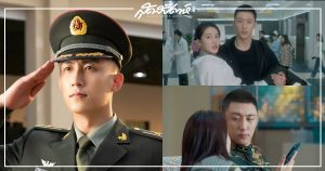 จุดชวนกรี๊ดของเหลียงมู่เจ๋อแห่งภารกิจลับ ภารกิจรัก - My Dear Guardian - ภารกิจลับ ภารกิจรัก - 爱上特种兵 - 亲爱的戎装 - หวงจิ่งอวี๋- Huang Jingyu - Johnny Huang - 黄景瑜 - หลี่ชิ่น - Li Qin - 李沁 - ซีรี่ย์จีน - ซีรี่ย์จีนใน iQiyi - ซีรี่ย์จีนซับไทยใน iQiyi - iQiyi - อ้ายฉีอี้ - ซีรี่ย์จีนแนวทหาร-หมอ - ซีรี่ย์จีนปี 2021 - ซีรี่ย์จีนครึ่งปีแรก 2021 - ซีรี่ย์จีนไตรมาสที่สอง 2021 - ซีรี่ย์จีนแนวโรแมนติก - ซีรี่ย์จีนซับไทย - นักแสดงจีน - นักแสดงชายจีน - นักแสดงหญิงจีน - คนดังจีน- บันเทิงจีน - ซุปตาร์จีน - ข่าวจีน - พระเอกจีน - พระเอกซีรี่ย์จีน - นางเอกจีน - นางเอกซีรี่ย์จีน - ดาราจีน - ดาราหญิงจีน - ดาราชายจีน