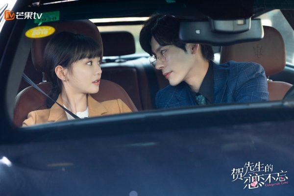 นางเอกคู่จิ้นของเว่ยเจ๋อหมิง - เว่ยเจ๋อหมิง - Wei Zheming - Miles Wei -魏哲鸣 - หูอี้เสวียน - Hu Yixuan - 胡意旋- Unforgettable Love - 贺先生的恋恋不忘 - รักนี้ไม่ลืมเลือน