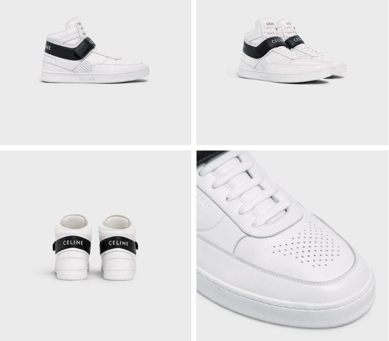 Belt Strap Sneakers
