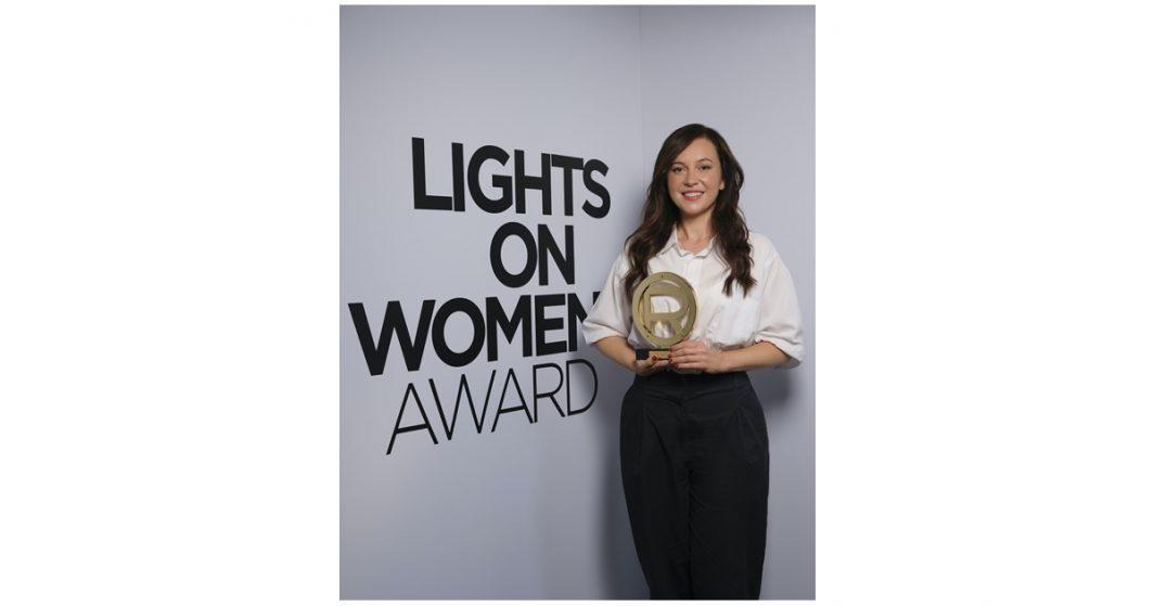Lights On Women Award