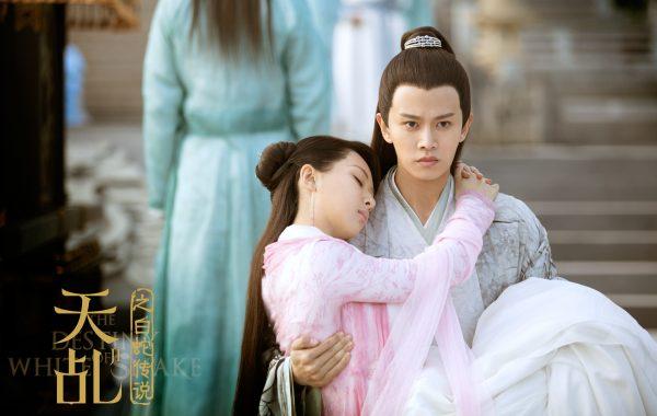 บทพระเอกซีรี่ย์จีนย้อนยุคของเหรินเจียหลุน - เหรินเจียหลุน - เริ่นเจียหลุน - Ren Jialun- Allen Ren - 任嘉伦 - The Destiny of White Snake - ลิขิตรักนางพญางูขาว