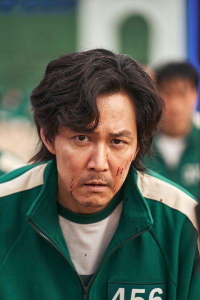 Squid Game, อีจองแจ, พัคแฮซู, 오징어 게임, Lee Jung Jae, Park Hae Soo, โอยองซู, วีฮาจุน, จองโฮยอน, ฮอซองแท, อานุพัม, คิมจูรยอง