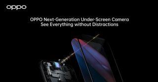 Generation Under-Screen Camera Technology