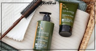 วีแกนิค ดีท็อคซิฟายอิ้ง แชมพู & แฮร์ ทรีตเมนต์ ( VEGANIQ Detoxifying Shampoo & Hair Treatment )