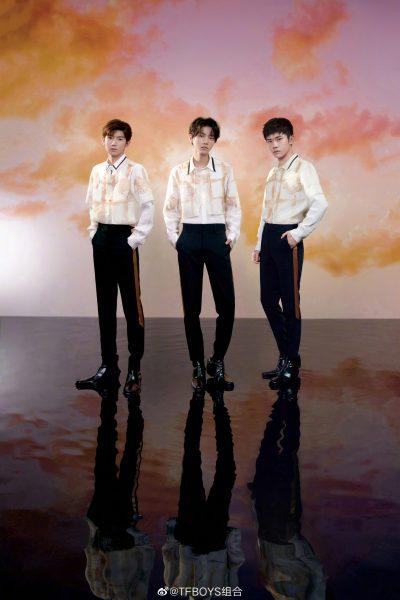 อี้หยางเชียนสี่ - แจ็กสัน ยี - Yi Yangqianxi - Jackson Yee -易烊千玺- สมาชิกวง TFBOYS - TFBOYS