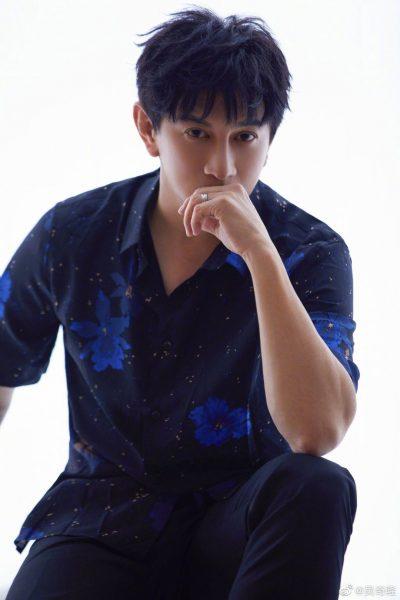 นักแสดงนำปู้ปู้จิงซิน - อู๋ฉีหลง -Wu Qilong - 吴奇隆