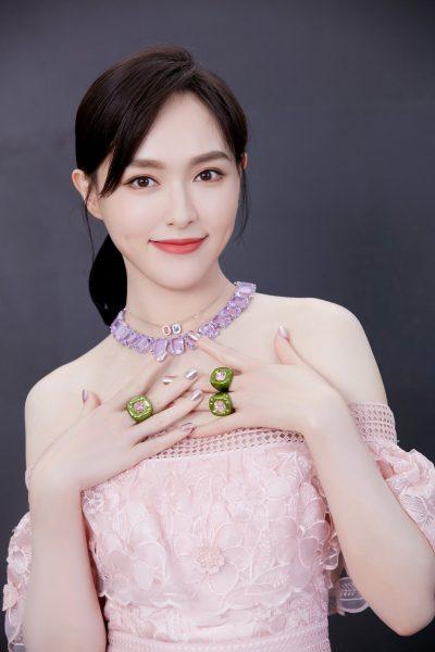 การร่วมงานกันของหูเกอ-ถังเยียน - ทิฟฟานี่ ถัง - Tang Yan - Tiffany Tang - 唐嫣