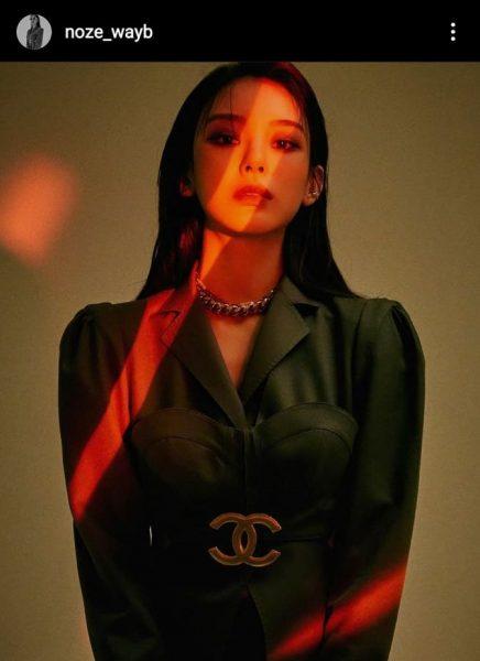 Street Woman Fighter, NOZE, WayB, โนเจ, โนเซ่, 노제, 노지혜, NO:ZE, 웨이비, Noh Ji Hye, Roh Ji Hye, No Ji Hye, โนจีฮเ