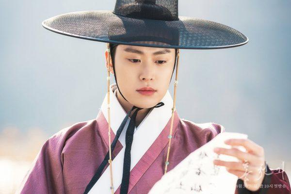 กงมยอง, Lovers of the Red Sky, Gong Myung, 공명,