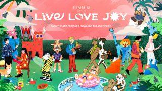 Sansiri Live Love Joy campaign