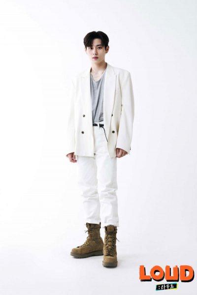 อูคยองจุน, Woo Kyung Joon, P NATION