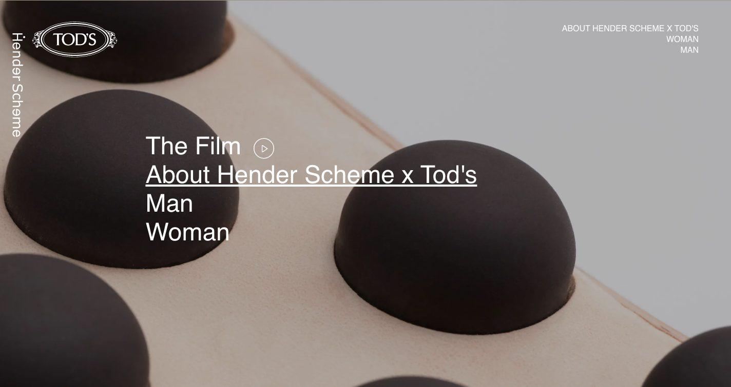 Tods's x Hender Scheme