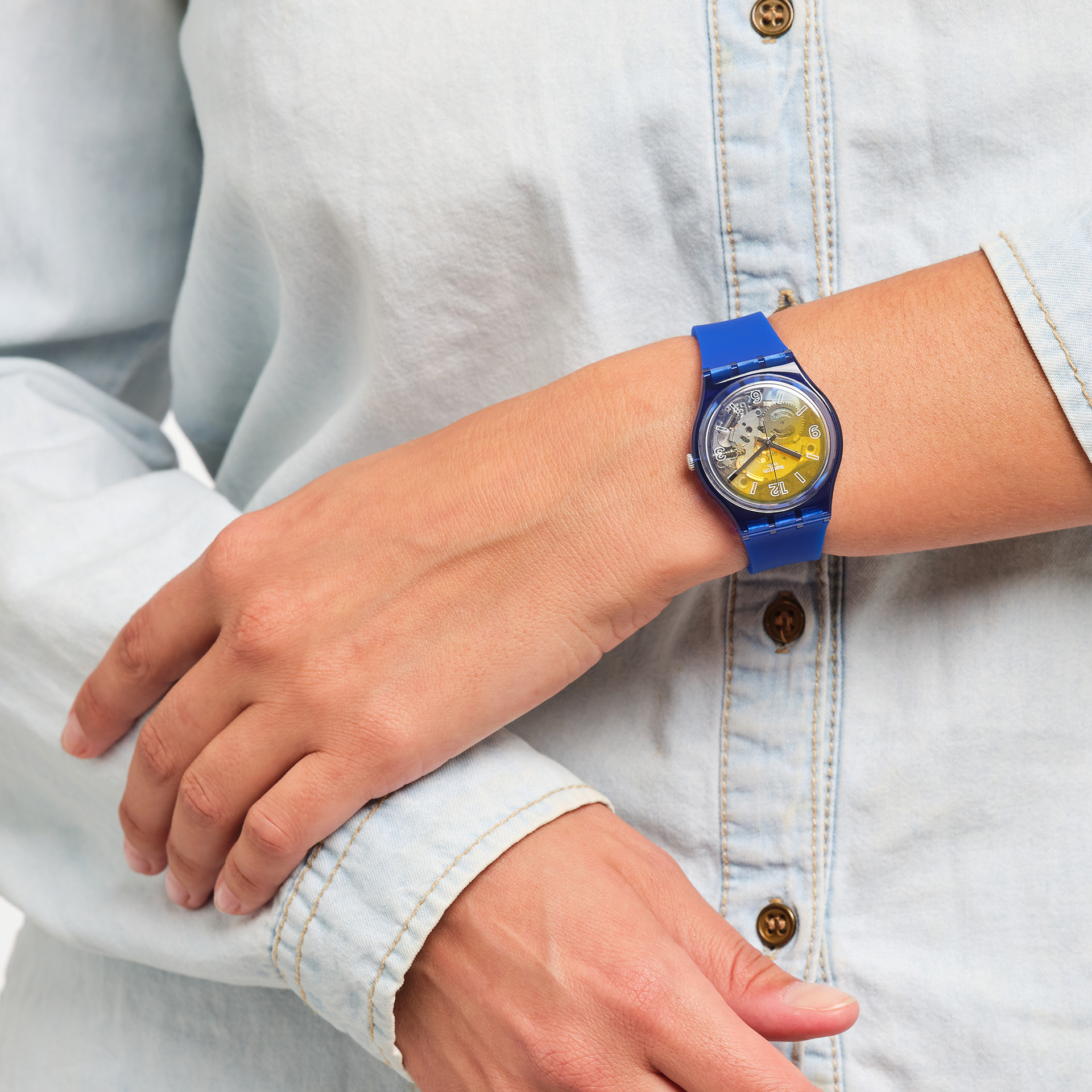 Swatch 80's Style